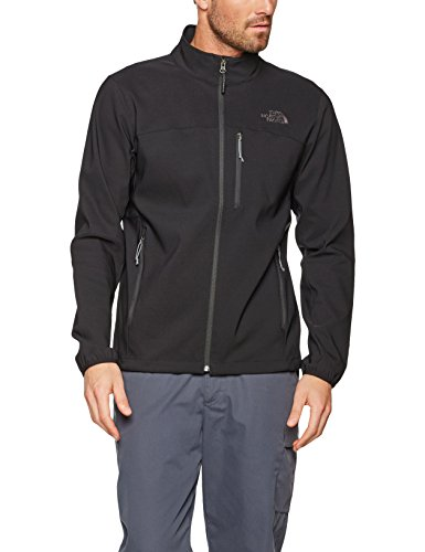The-North-Face-Nimble-Chaqueta-Hombre-Negro-Black-Medium-Tamao-del-FabricanteM-0